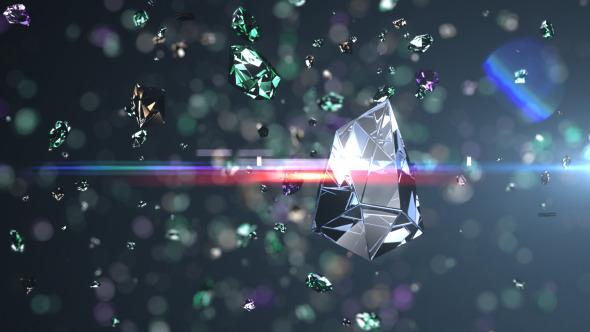 Los diamantes que mantenían estable el material se rompieron