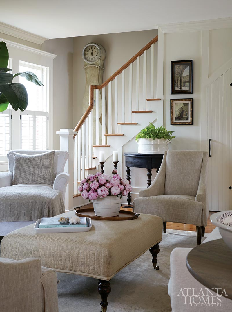 36 Charming Living Room Ideas: Made In Heaven: Simply Charming