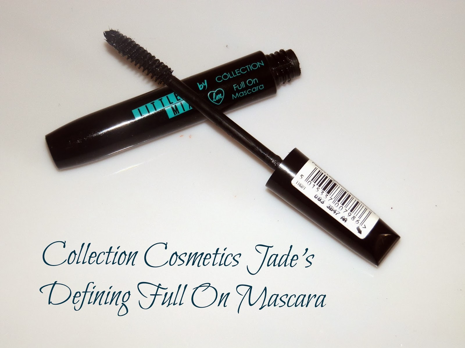 Collection Cosmetics Jade's Defining Full On Mascara Swatches