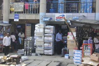 Nigerian Electronic waste Dump site