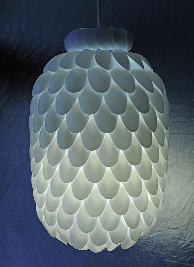 10 cara daur ulang lampu  hias lampu  tidur yang bisa