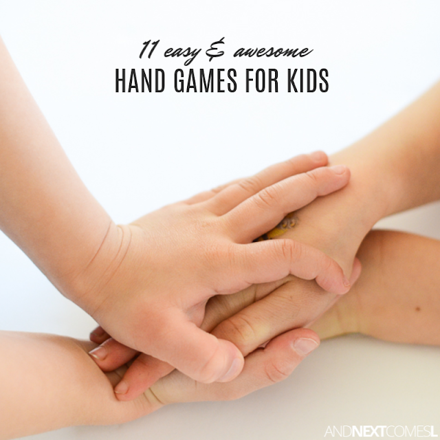 Hand games for kids