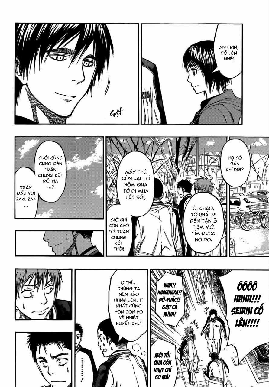 Kuroko No Basket chap 229 trang 12