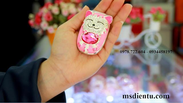 Điện thoại mèo đá  Luxury N111