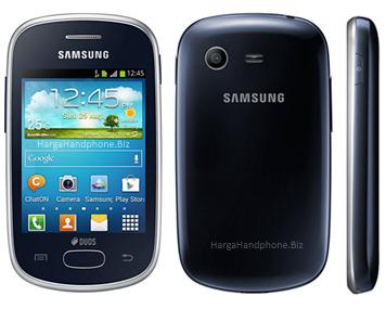 Harga dan Spesifikasi HP Samsung Galaxy Star S5282 Terbaru