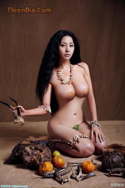 Hot girls Em làm em gái thời tiền sử XXX 3
