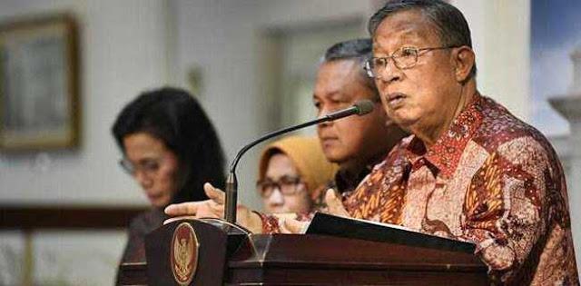 Relaksasi DNI Dihapus Bukti Kepemimpinan Nasional Lemah