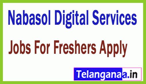 Nabasol Digital Services Recruitment Jobs For Freshers Apply