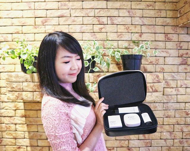 Beauty Soiree 3.0 PIxy Cosmetics makeup challenge
