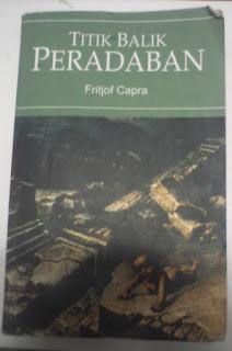 Buku Titik Balik Peradaban diresensi olek Cak Adib dengan judul Menghalau Krisis Modern
