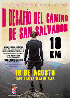 Desafio Camino San Salvador