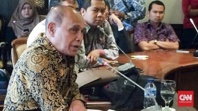 PDIP Bakal Polisikan Kivlan Zen Soal 'Kader PKI'