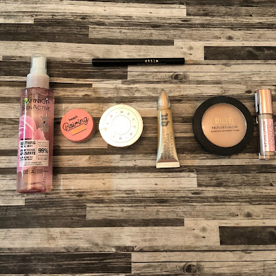 Products That I'm Keeping In My Rotation (Garnier, Benefit, Becca, Urban Decay, Milani, Stila, Revolution)
