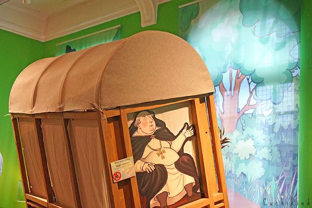 Robin Hood Ausstellung
