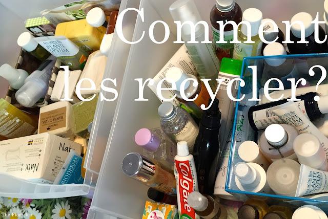 """5 astuces pour """"recycler"""" les cosmétiques qui ne me conviennent pas"""