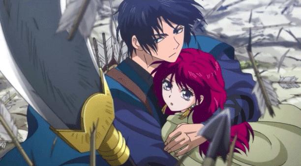 Pasangan Anime Terbaik - Son Hak X Yona