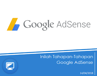 Inilah Tahapan-Tahapan Google AdSense