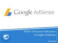Inilah Tahapan-Tahapan Google AdSense yang Harus Kamu Ketahui!