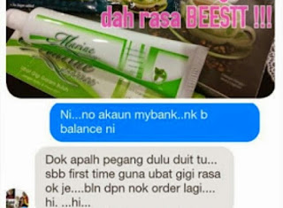 Repeat Order Dari Customer