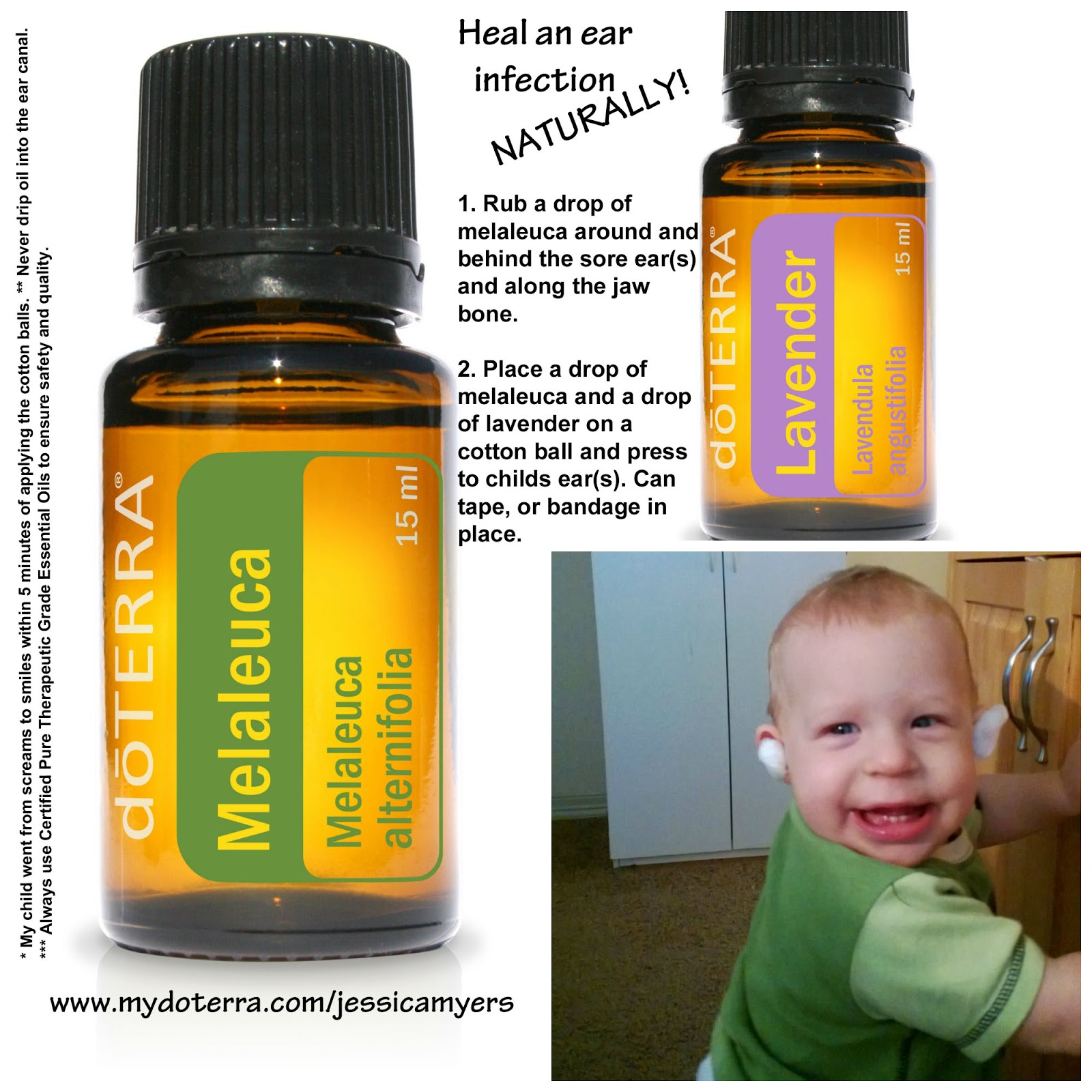 Sewing Our Life Together Heal An Ear Infection Naturally
