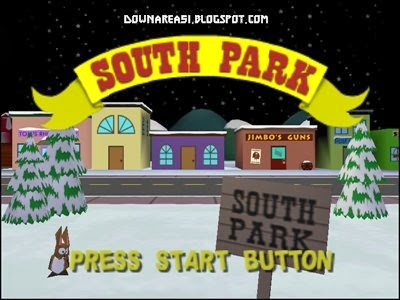 southpark n64