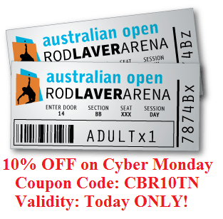 Australian Open Tickets