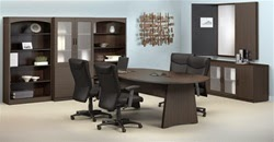 Mocha Conference Room Furniture