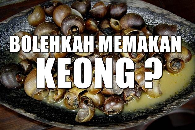 Mengonsumsi Keong, Halal atau Haram?