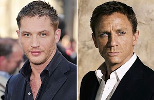 Tom Hardy can play 007