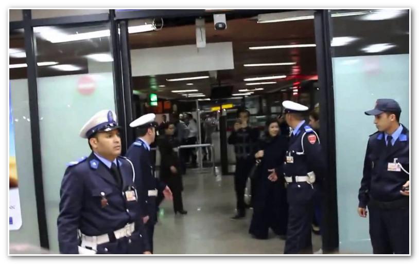 مطار محمد الخامس: إحباط محاولة تهريب أزيد من 1 كيلوغرام من الكوكايين داخل امعاء مسافرة