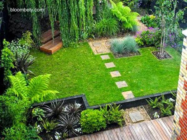 Decoración de jardín