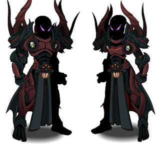 Void Highlord Armor