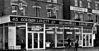 Gordon Lovett Ltd, 45 Mall, Ealing, London