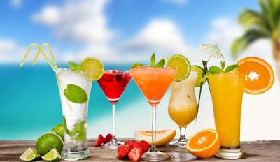 गर्मियों में पीने के ड्रिंक्स