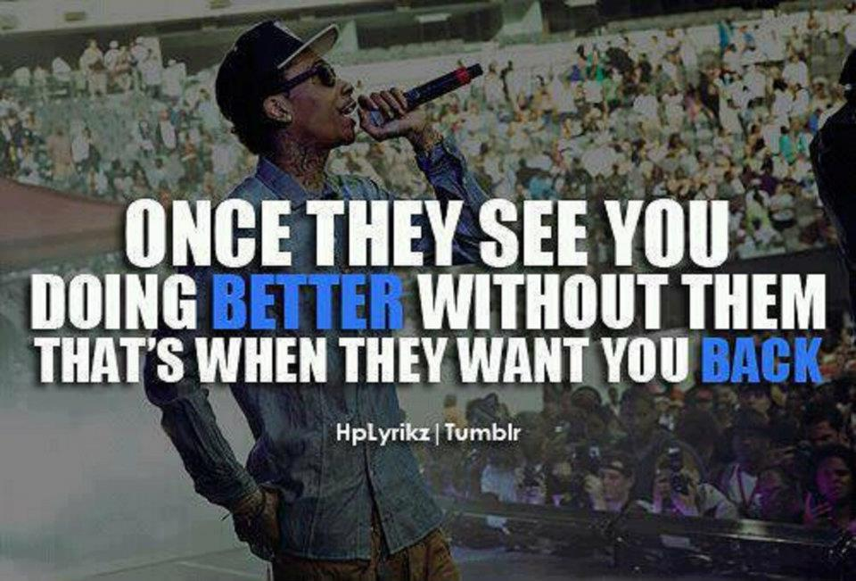 Best Top wiz khalifa quotes | Quotes About Life