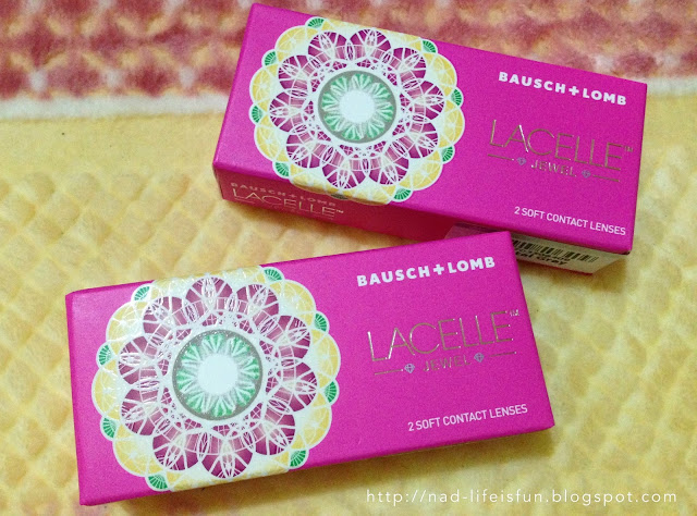 Bausch & Lomb Lacelle Jewel