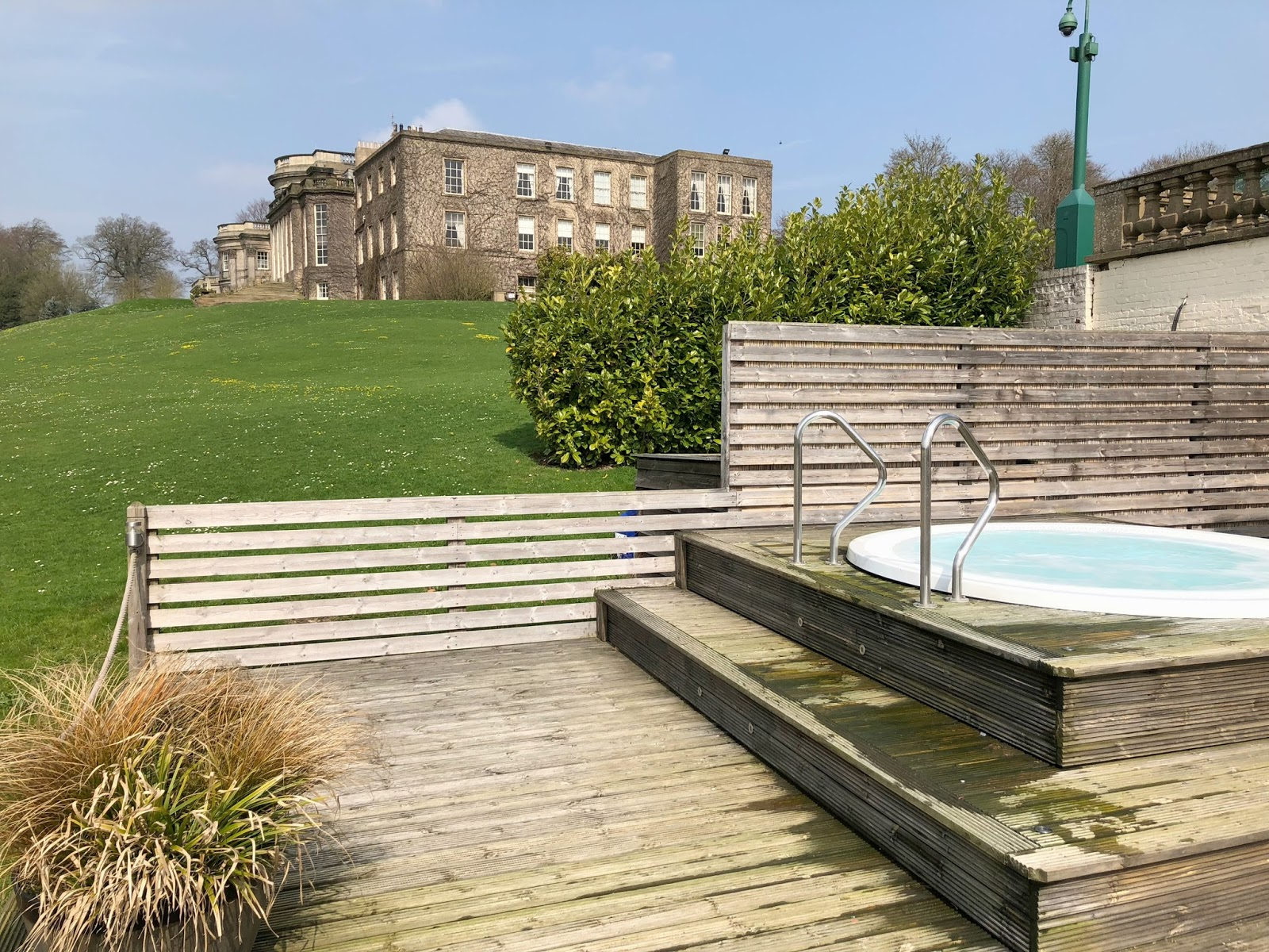Wynyard Hall Spa - Hot Tub