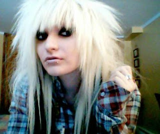 Buyonlinefashion Emo Girls Hairstyle