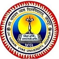 JNVU Jodhpur Result 2017