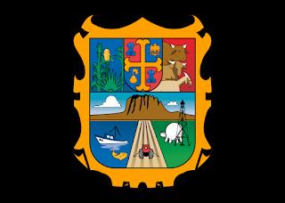 Escudo de Tamaulipas Logo Vector