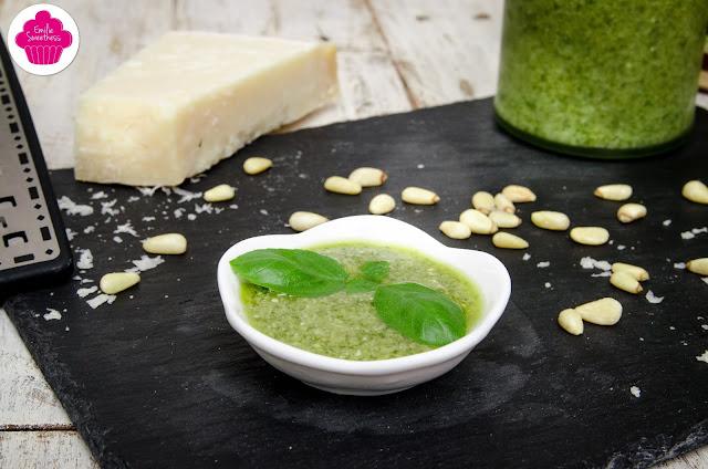 Pesto maison - Bataille Food #58