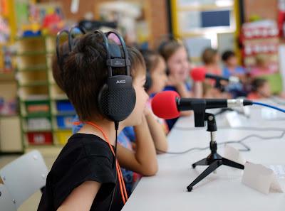 taller radio con imaginación
