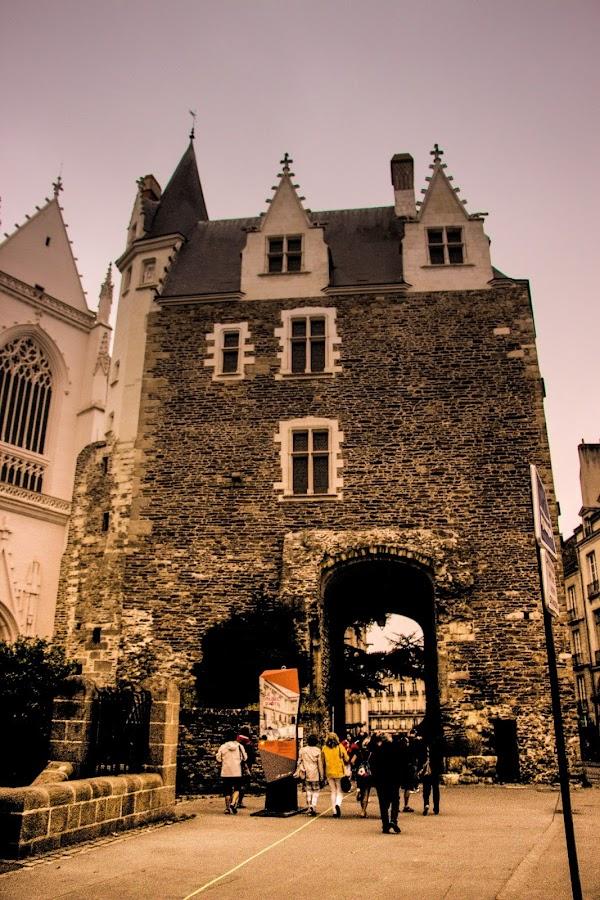 Nantes, región de Países de Loira, Francia