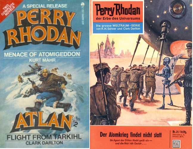 The Perry Rhodan Reading Project 2011