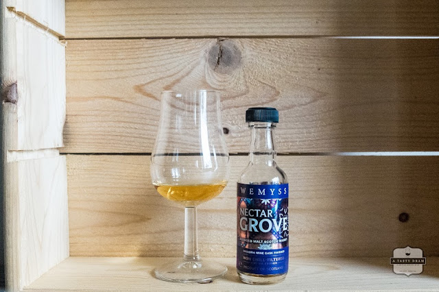 Wemyss Malts Nectar Grove official sample