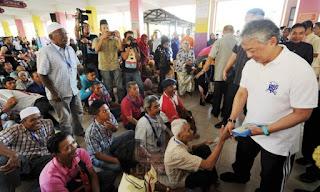 APM gerak 5,000 anggota bantu mangsa banjir