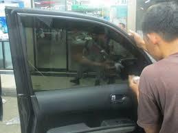 Jasa Pemasangan Kaca Film mobil  Sparta Cermin Harga Termurah