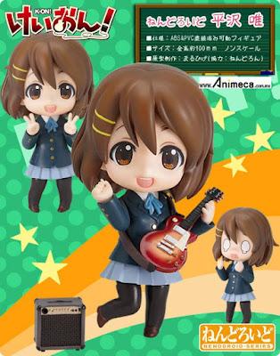 Figura Yui Hirasawa Nendoroid K-ON!