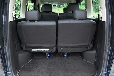 Interior Bagasi Nissan Serena C26