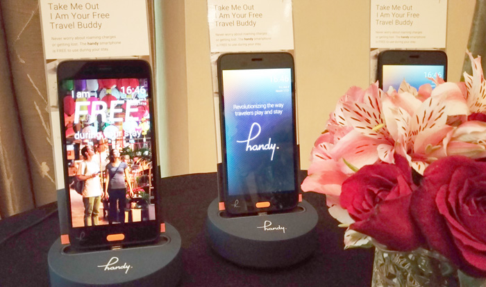 Marco Polo Davao launches 'handy' smartphone